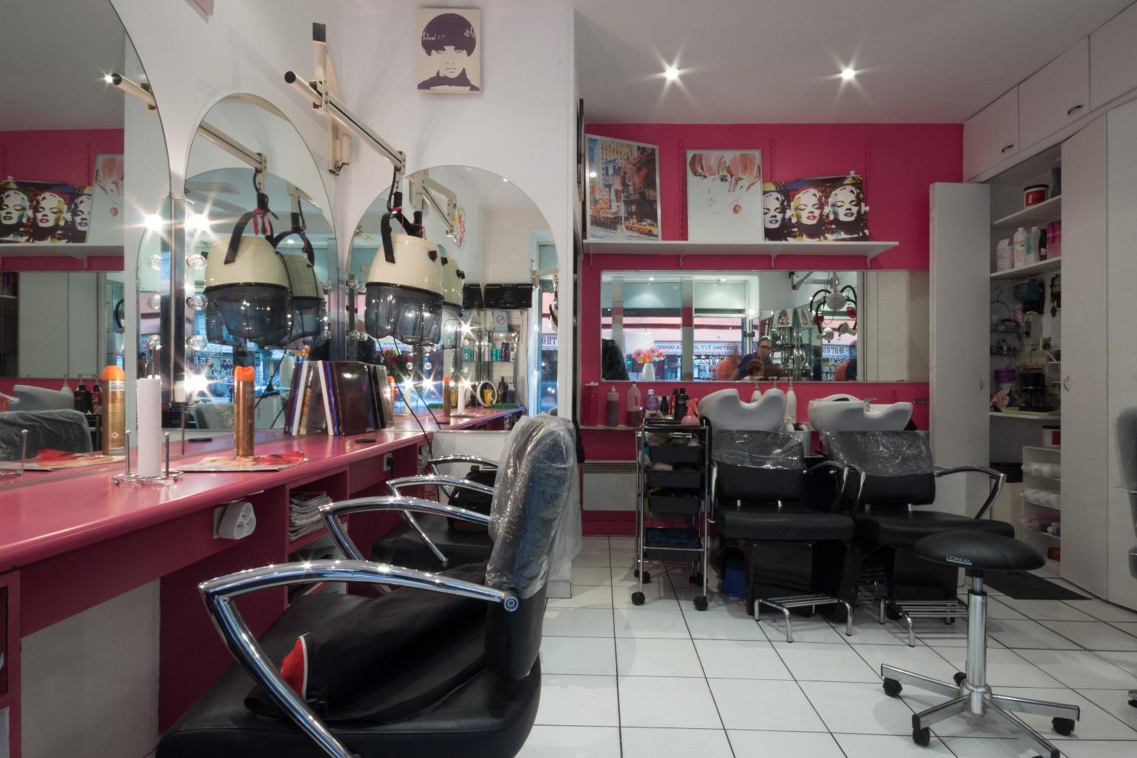 Fonds de commerce 75010 Coiffure / Manucure / Bijoux fantaisie