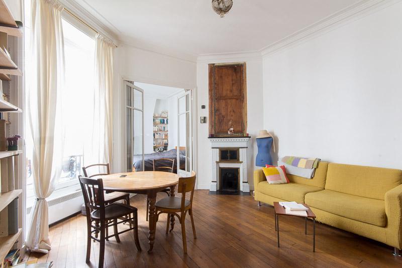 Boulevard Saint-Denis, 3 pièces 65 m²